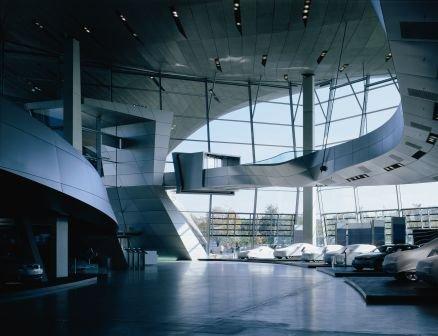 Новый дом«Баварских моторов». Изображение № 6.
