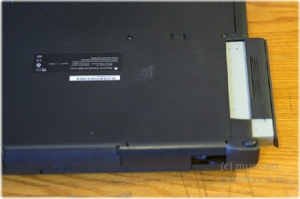 Ретро: Apple Powerbook 3400c200 97года. Изображение № 5.
