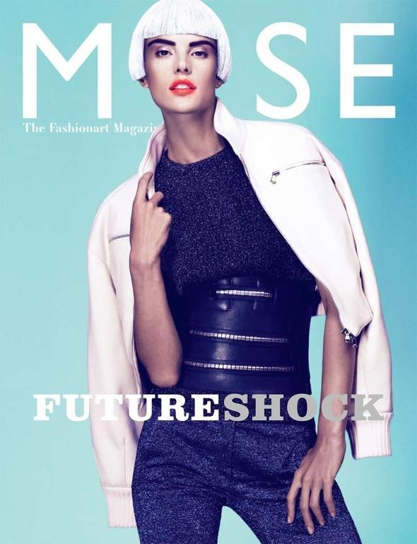 Обложки: D, Muse и Vanity Fair. Изображение № 2.