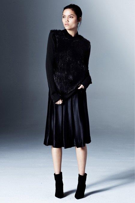 Katie Eary, Opening Ceremony и Катя Добрякова показали новые коллекции. Изображение № 53.