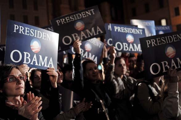 100 лет выборов в документальных фотографиях. Изображение № 87.