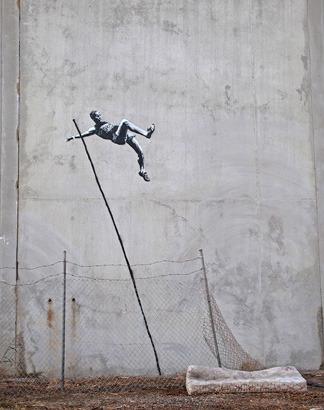 Значит война: Олимпийские игры Бэнкси. Изображение № 2.