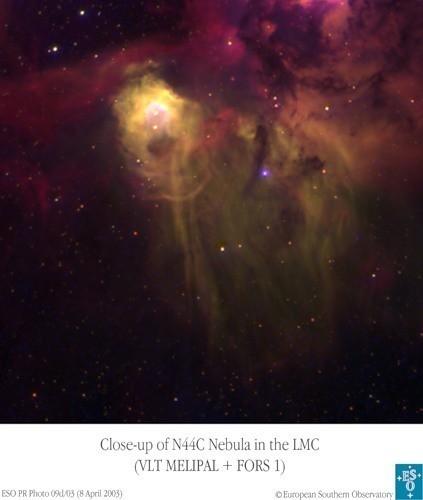 Изображение 25. The HUBBLE: открытый космос.. Изображение № 5.