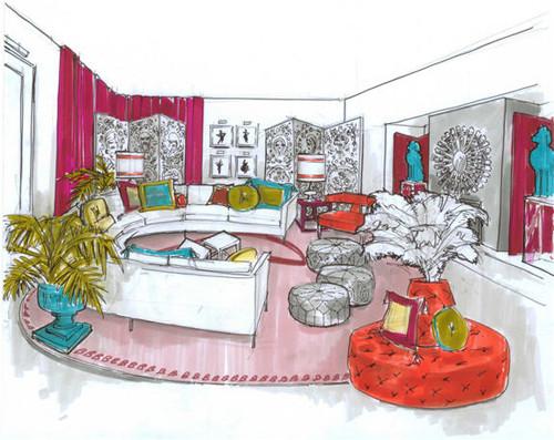 Jonathan Adler и его дом для Barbie. Изображение № 1.