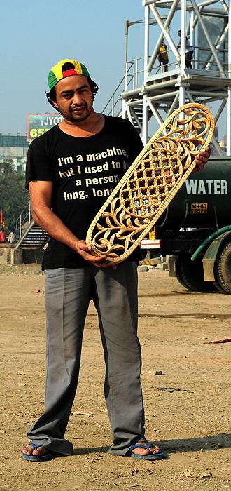 Изображение 8. Резные скейты из Мумбаи.. Изображение № 4.