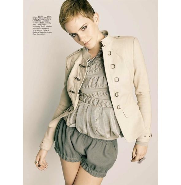 Новые съемки: Elle, Marie Claire, Vogue и другие. Изображение № 22.