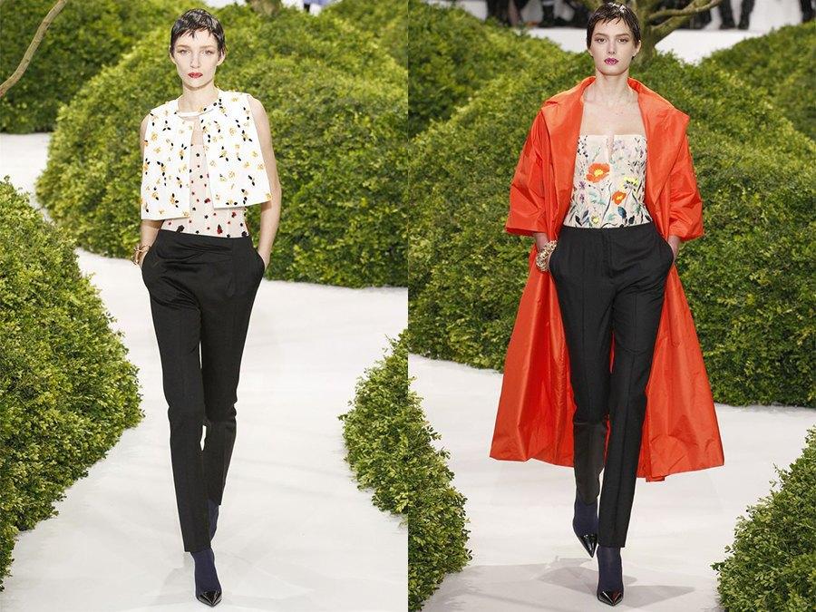 Кутюр в деталях:  Dior и Giambattista Valli. Изображение № 2.