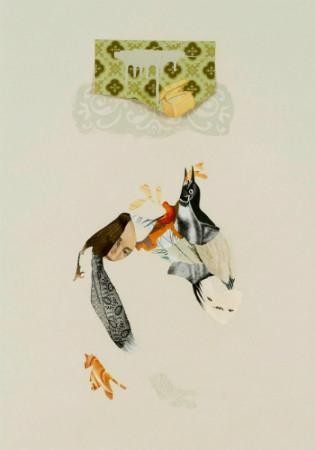 Клей, ножницы, бумага: 10 современных художников-коллажистов. Изображение № 70.