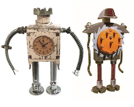 Роботы-скульптуры Gordon Bennett. Изображение № 2.