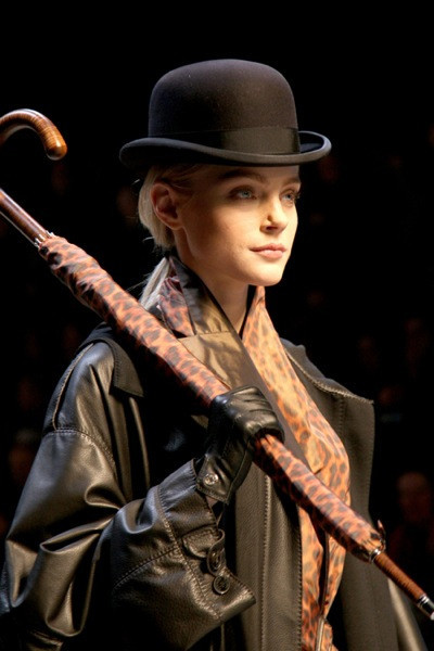 Jean Paul Gaultier for Hermes (fall-winter 2010). Изображение № 22.