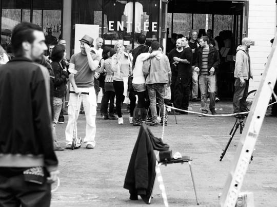 PBK9, художественная выставка в Лозанне, Швейцария. Изображение № 41.