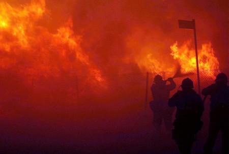 Пожары вКалифорнии. Изображение № 4.