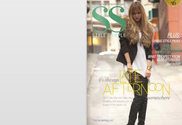 Лучшие журналы месяца на Issuu.com. Изображение № 54.