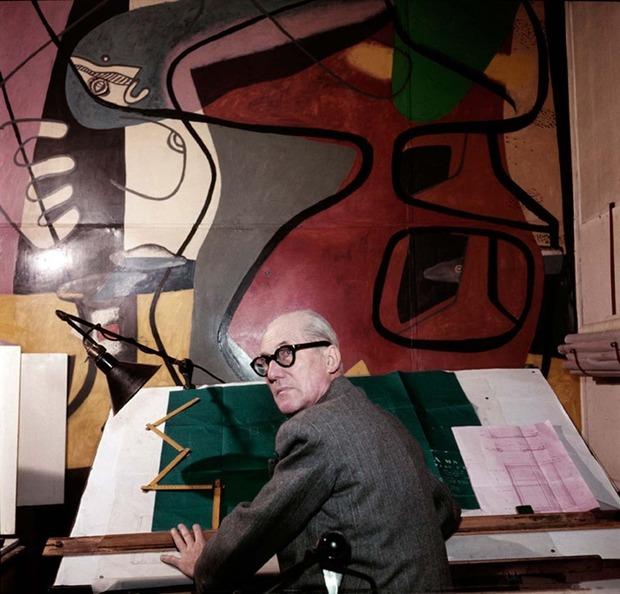 В Париже открылась выставка с редкими портретами Ле Корбюзье. Изображение № 5.