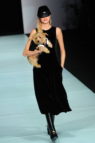 Изображение 8. Коллекция Isaac Mizrahi на Неделе моды Mercedes Benz Fashion Week 2011.. Изображение № 8.