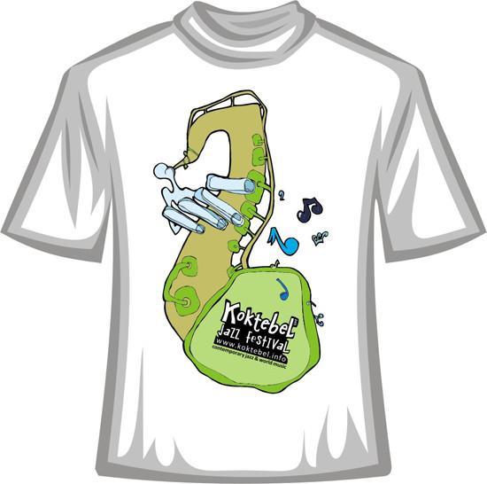Изображение 89. Кастинг принтов для футболок SEKTA: Koktebel Jazz Fest.. Изображение № 89.