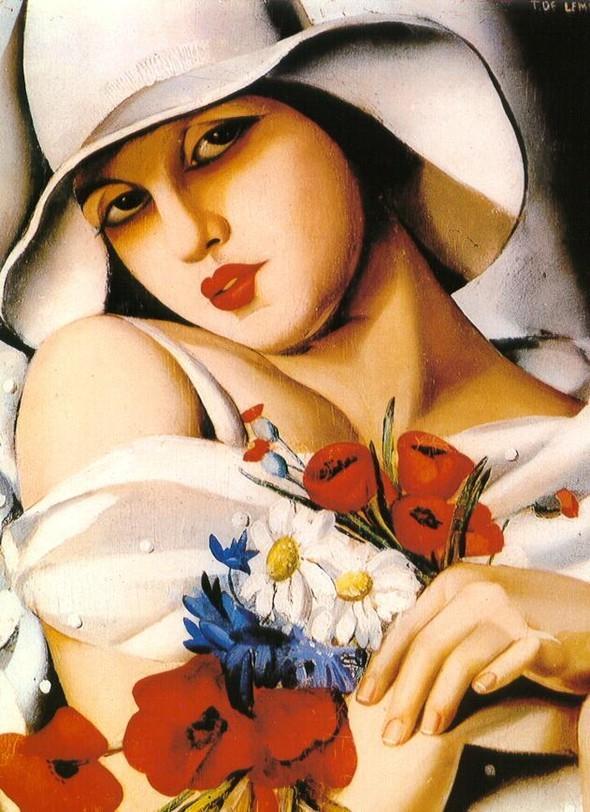 Тамара де Лемпицка – художница и икона Арт Деко. Изображение №6.