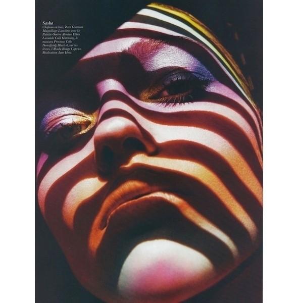 Изображение 12. Съемки: Harper's Bazaar, Industrie, Vogue и другие.. Изображение № 59.