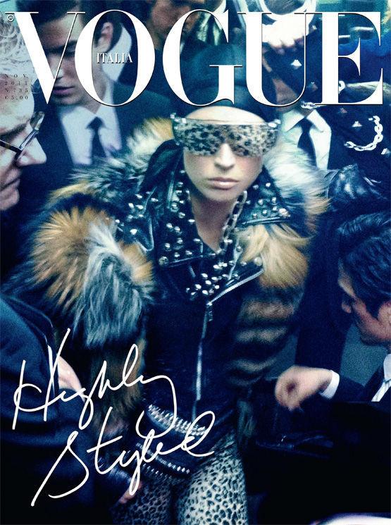 Обложки Vogue: Италия и Турция. Изображение № 1.