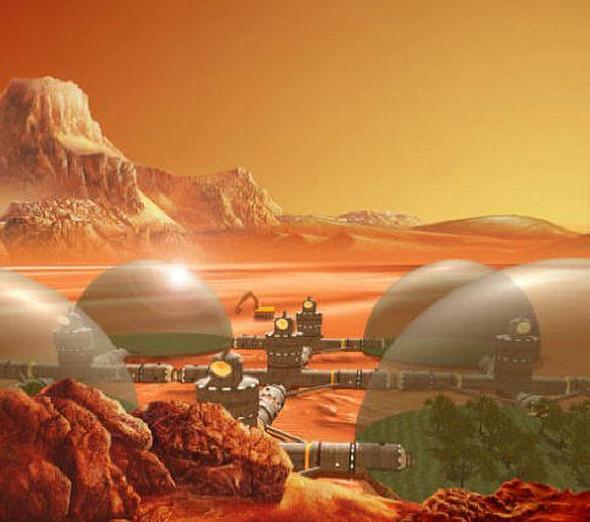Есть ли жизнь на Марсе? Будет!. Изображение № 7.