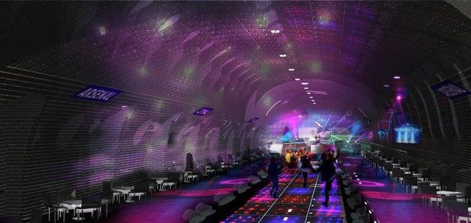 Архитекторы нашли новое применение станциям метро. Изображение № 6.