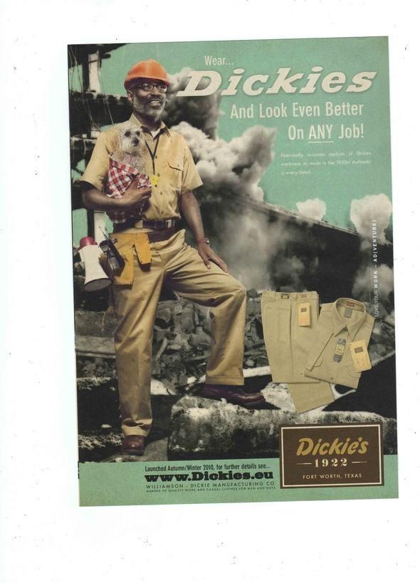 Лукбук Dickies FW 2011. Изображение № 15.