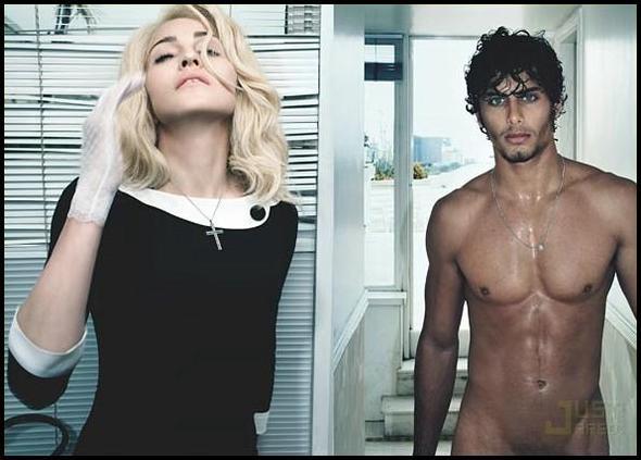 Madonna & Jesus дляWmagazine. Изображение № 5.