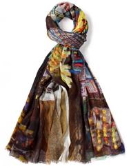 Завязать: 11 марок платков с принтами. Изображение № 65.