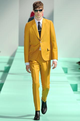 Неделя мужской моды в Париже: День 5. Изображение № 11.