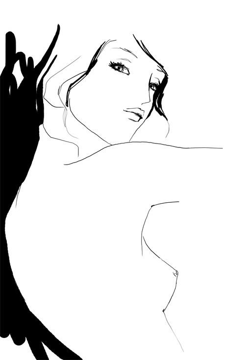 Зарисовки, вкоторых воплощена настоящая женственность. Изображение № 7.