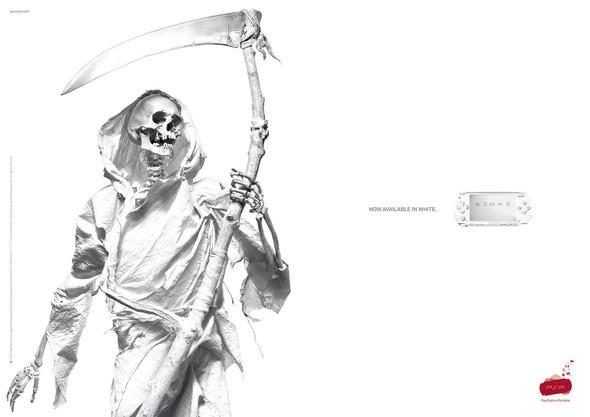 Рекламные плакаты Sony PSPи Sony Playstation 1, 2, 3. Изображение № 4.