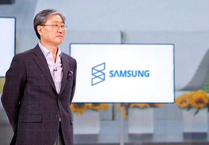 Дизайнер предложил ребрендинг Samsung . Изображение № 23.