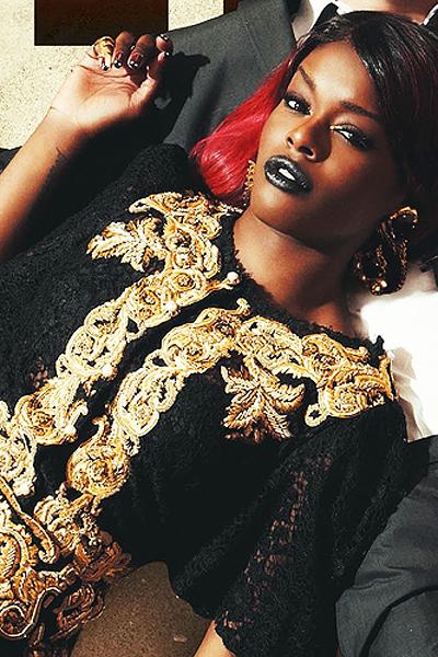 Азилия Бэнкс, хип-хоперша и любительница сипанка. Изображение № 23.