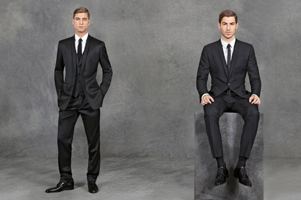Dolce & Gabbana Mens FW 2010. Изображение № 2.