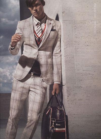 Top50. Мужчины. Models. com. Изображение № 48.