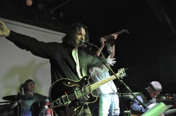 Рок-группа НебоЗемля Новая волна Русского рока. Изображение № 4.