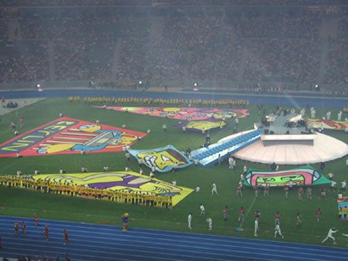 """открытие стадиона """"Олимпия"""". Изображение № 5."""