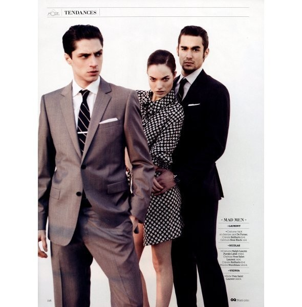 Изображение 40. Мужские съемки: GQ, Vogue Hommes и другие.. Изображение № 36.
