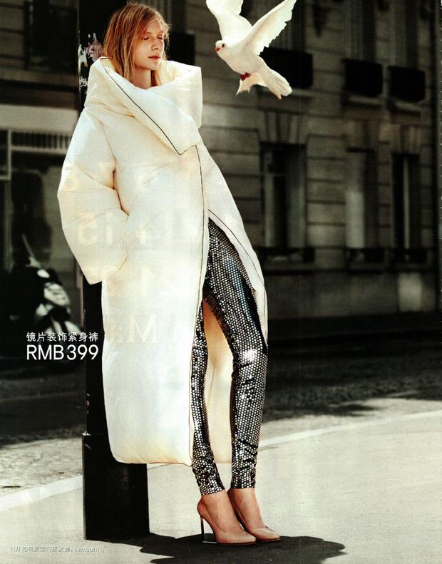 Опубликовано превью рекламной кампании Maison Martin Margiela at H&M. Изображение № 1.
