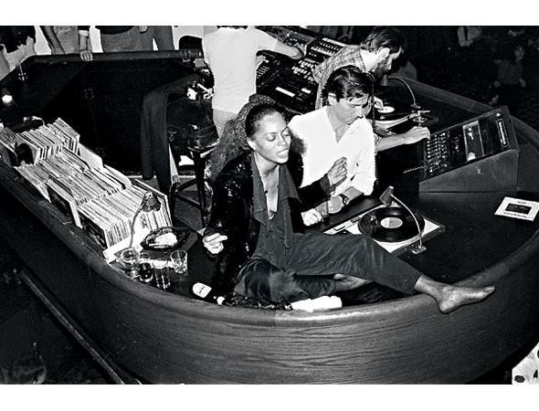 Дайана Росс в Studio 54, 1970-е. Изображение № 63.
