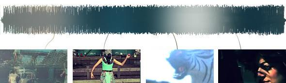 Клип дня: Женщина-зебра и Hooray For Earth . Изображение № 1.