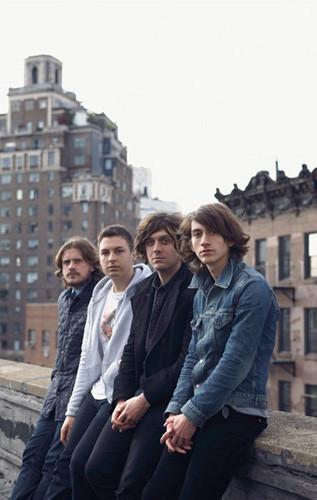 Arctic Monkeys. Изображение № 221.