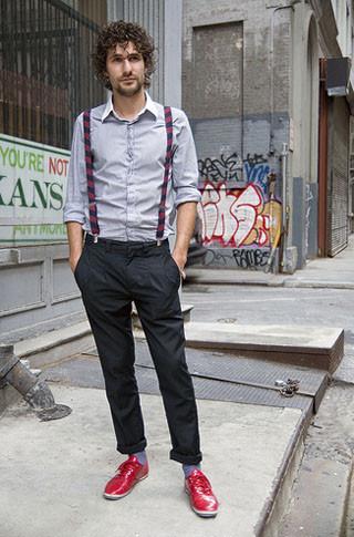 Какодевается молодежь вНью-Йорке. Изображение № 1.