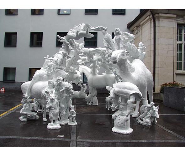Изображение 224. 14 современных скульпторов.. Изображение № 228.