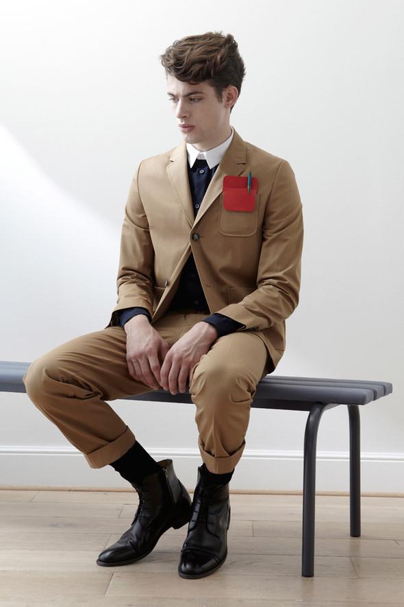 Изображение 21. Лукбук: Carven SS 2012 Menswear.. Изображение № 21.