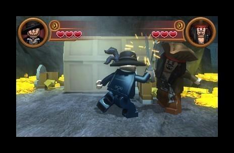 Изображение 4. Компания Disney выпустила игру «LEGO Пираты Карибского Моря».. Изображение № 3.