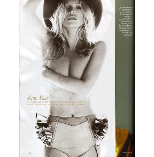Новые съемки: Elle, Marie Claire, Vogue и другие. Изображение № 39.