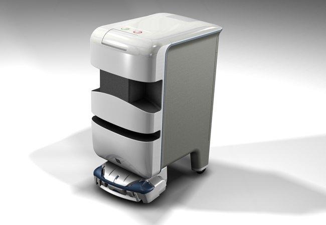 Восстание машин:  10 роботов будущего сегодня. Изображение № 9.