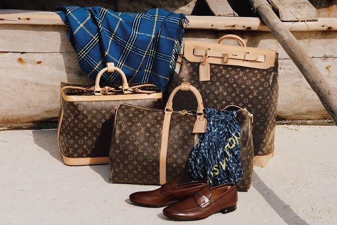 Вышли новые лукбуки Burberry, Fred Perry и Louis Vuitton. Изображение № 33.