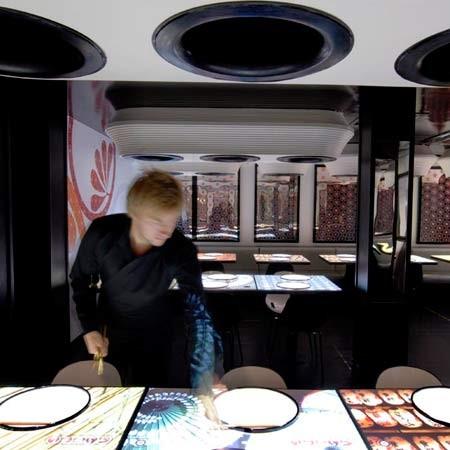 Место есть: Новые рестораны в главных городах мира. Изображение № 130.